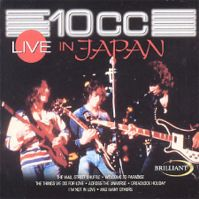 Live In Japan by 10cc