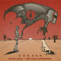 Dog Ear (with Fever Dog) by 3rd Ear Experience