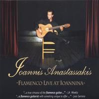 Flamenco Live at Ioannina by Ioannis Anastassakis