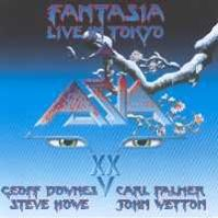 Fantasia - Live in Tokyo [CD] by Asia
