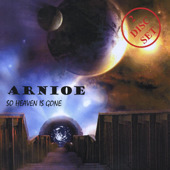 So Heaven Is  Gone by Arnioe