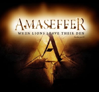 When The Lions Leave Their Den by Amaseffer