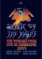 Spirit Of The Night – Live in Cambridge 2009 [CD+DVD]