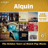 The Golden Years of Dutch Pop Music by Alquin