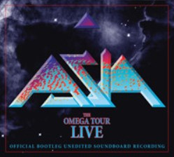 The Omega Tour Live - Live At The London Forum  by Asia