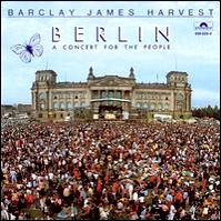 Berlin - A Concert for the People by Barclay James Harvest