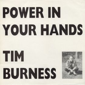 Power In Your Hands by Tim Burness