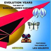 Evolution Years - The Best of Barclay James Harvest Featuring the Songs of Les Holroyd