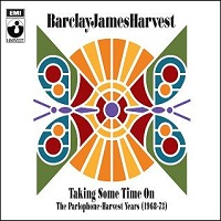 Taking Some Time On: The Parlophone-Harvest Years (1968-1973)
