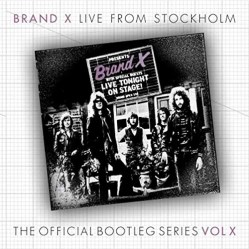 Live From Stockholm - Official Bootleg Series, Vol. X