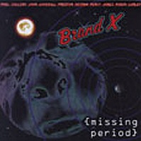 {missing period} by Brand X