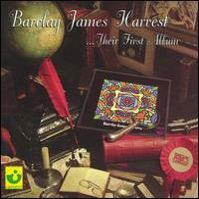 Their First Album by Barclay James Harvest