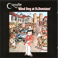 Blind Dog At St.Dunstan's by Caravan