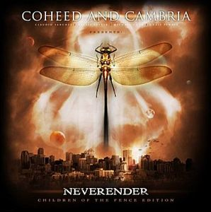 Neverender: Children Of The Fence Edition [CD+DVD] by Coheed and Cambria