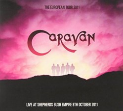 The European Tour 2011: Live at Shepherds Bush Empire 8th October 2011