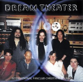 International Fan Club Christmas CD 1997: The Making of Falling Into Infinity by Dream Theater
