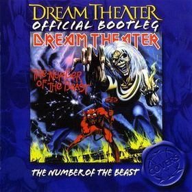 Official Bootleg: Cover Series: The Number of the Beast by Dream Theater