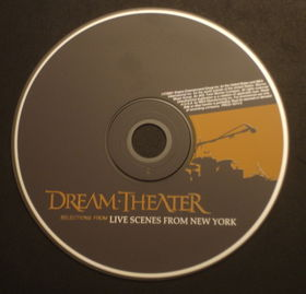 Selections From Live Scenes From New York by Dream Theater