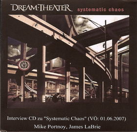 Interview CD zu Systematic Chaos
