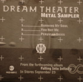 Metal Sampler by Dream Theater