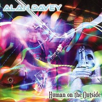 Human on the Outside by Alan Davey (Bedouin / Psychedelic Warlords / Gunslinger)