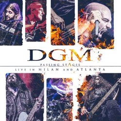 Passing Stages - Live in Milan and Atlanta  by DGM
