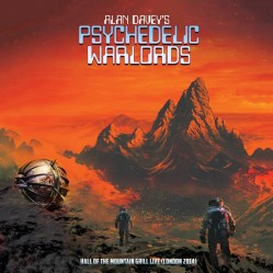 Hall Of The Mountain Grill Live (Psychedelic Warlords)