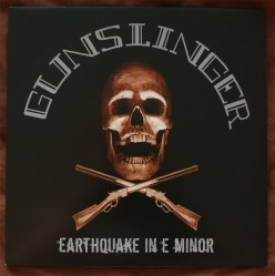 Earthquake In E Minor (Gunslinger) by Alan Davey (Bedouin / Psychedelic Warlords / Gunslinger)