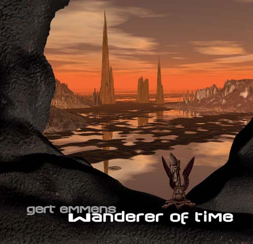 Wanderer Of Time by Gert Emmens