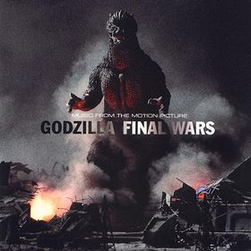 Godzilla Final Wars (Soundtrack) by Keith Emerson