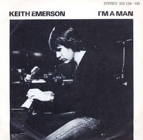 I'm a Man by Keith Emerson