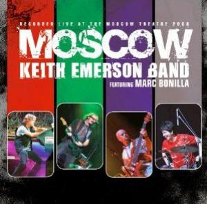 Moscow (Keith Emerson Band featuring Marc Bonilla)