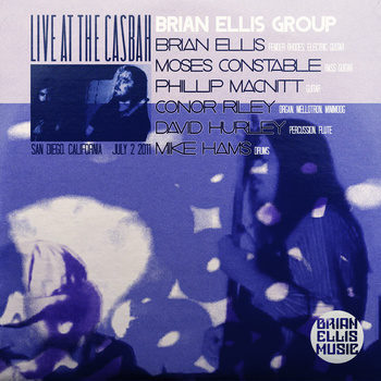 Live At The Casbah [Brian Ellis Group]