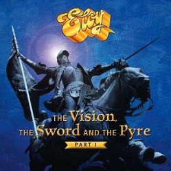 The Vision The Sword & The Pyre (Part I) by Eloy