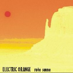 Rote Sonne by Electric Orange