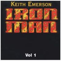 Iron Man Vol 1 by Keith Emerson