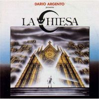 La Chiesa Origninal Motion Picture Soundtrack by Keith Emerson