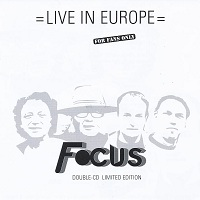 Live In Europe (For Fans Only)