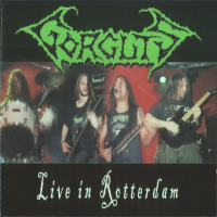 Live in Rotterdam by Gorguts