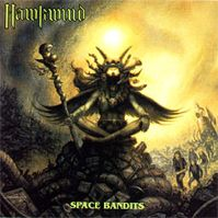 Space Bandits by Hawkwind