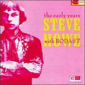 The Early Years with Bodast by Steve Howe