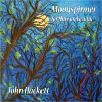 Moonspinner (for flute and guitar) by John Hackett