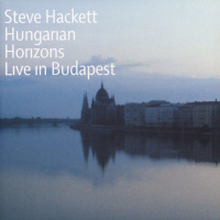 Hungarian Horizons Live in Budapest [CD]