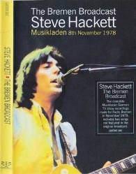 Steve Hackett - The Bremen Broadcast, Musikladen 8th November 1978