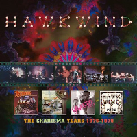 The Charisma Years 1976-1979