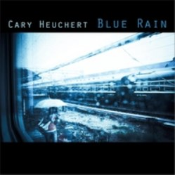 Blue Rain by Cary Heuchert
