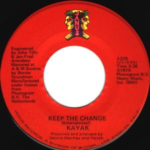 Keep The Change / Ivory Dance