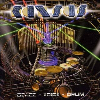 Device, Voice, Drum [CD]