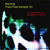 Press Pack Sampler CD by Guy Manning