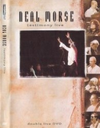 Testimony Live DVD by Neal Morse (The Neal Morse Band)